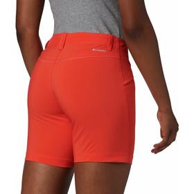 Columbia Peak to Point Shorts Women bright poppy